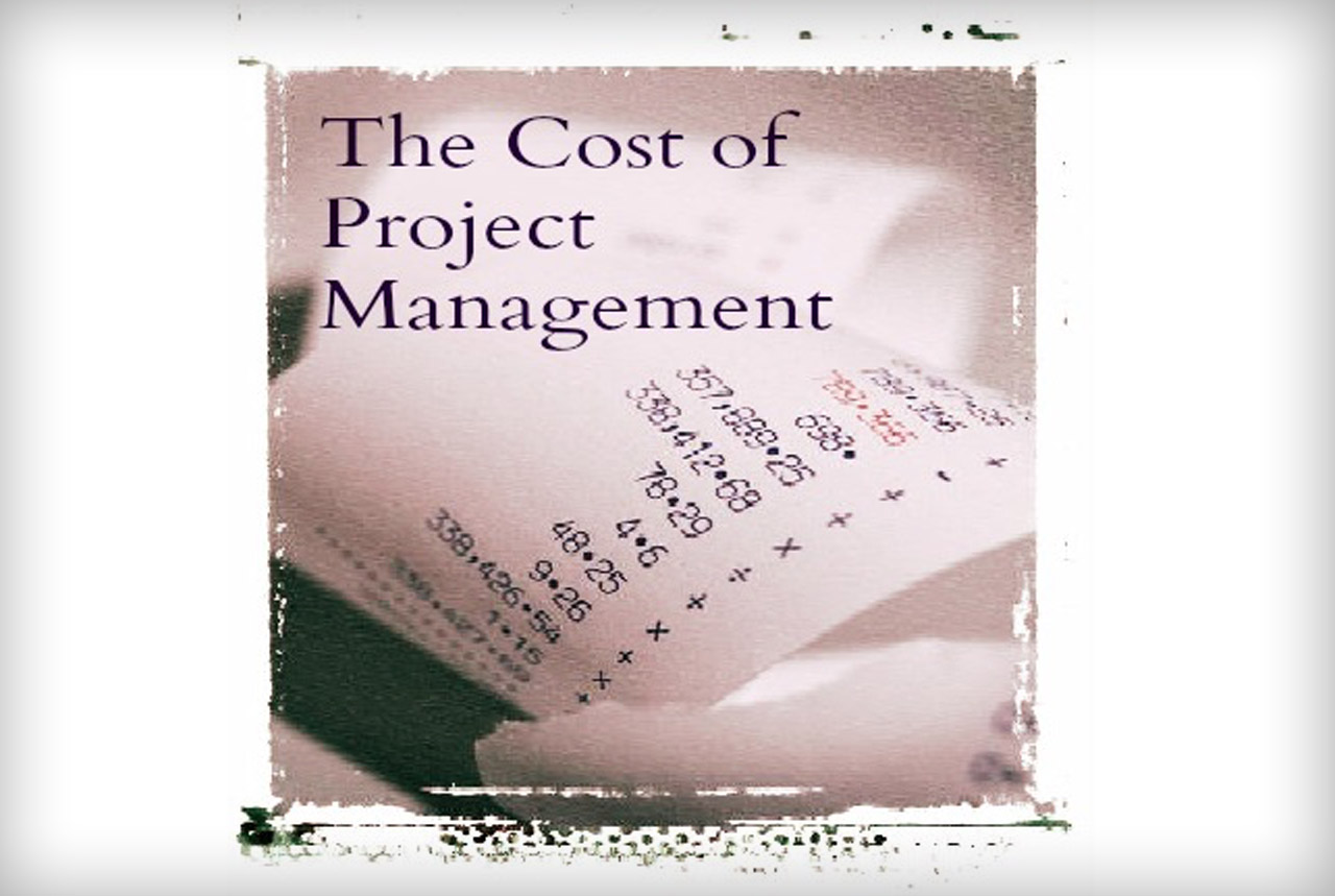 The Cost Of Project Management