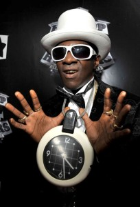 Flava Flav Clock Project Timesheet