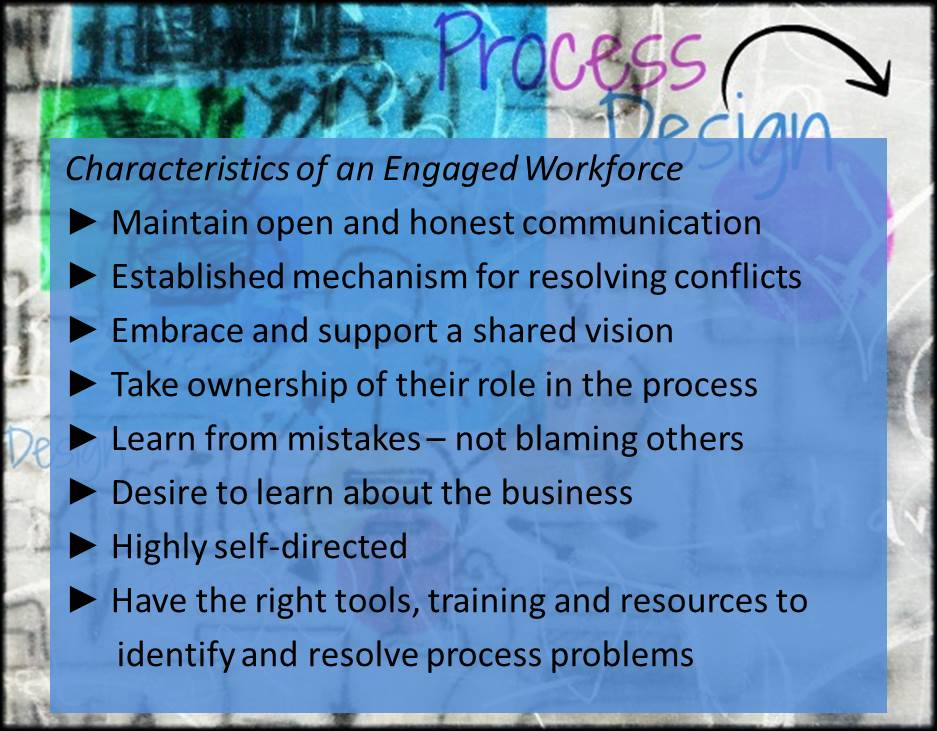 Engaged Workforce Process Design