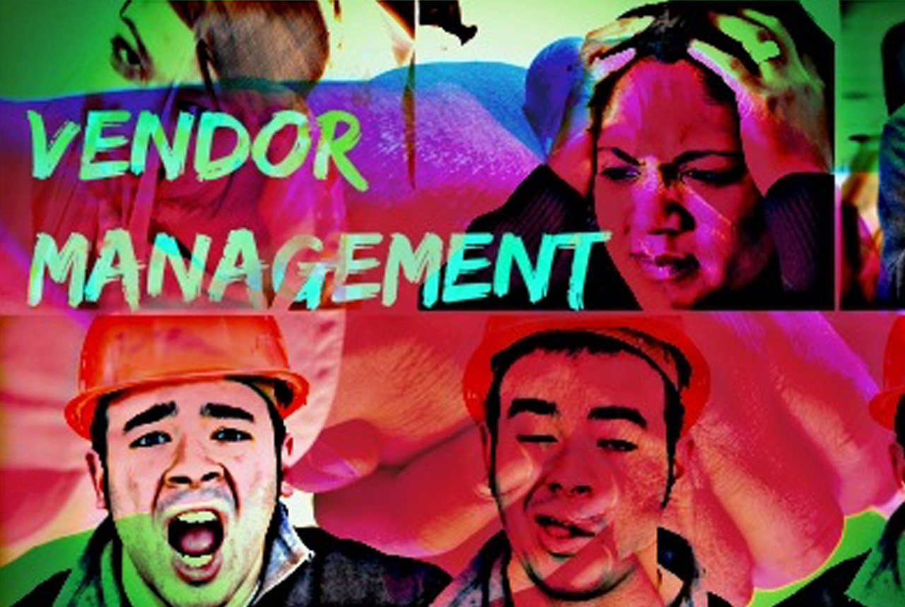 Vendor Management A Long Term Relationship