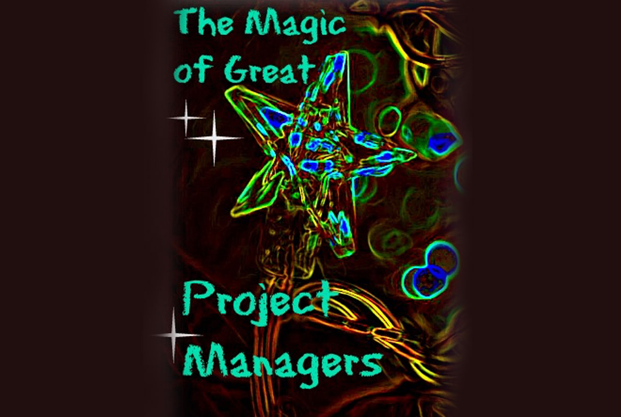 The Magic Of Great Project Managers