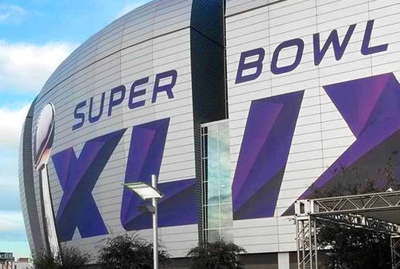 Countdown To Super Bowl XLIX 2015