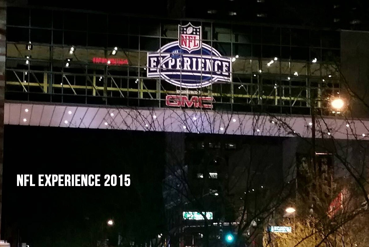 Countdown To Super Bowl XLIX 2015 A Project Perspective