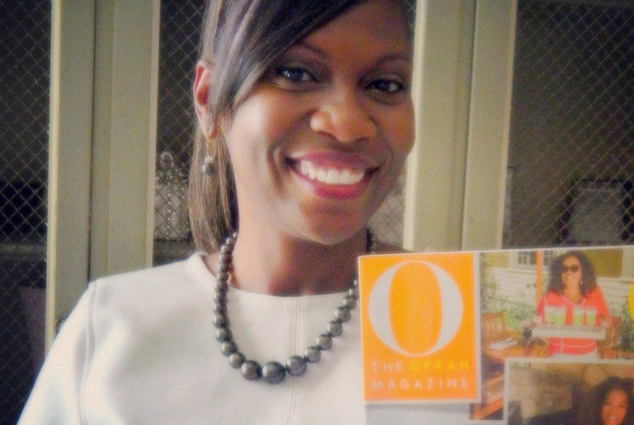 CE Wilson Consulting Leader Featured In O, The Oprah Magazine