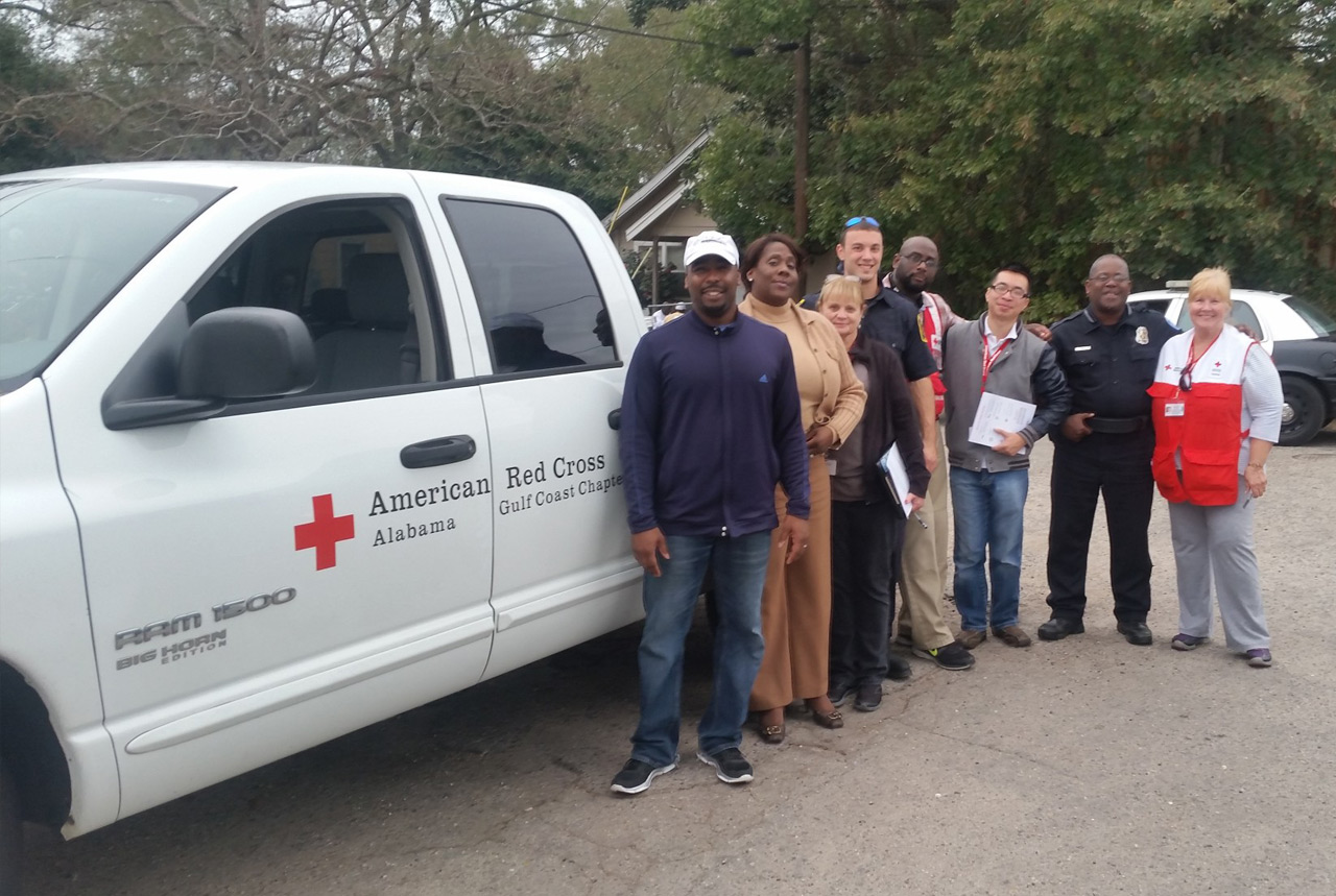 CE Wilson Leader Teams With The Red Cross For Alabama Fire Safety Project