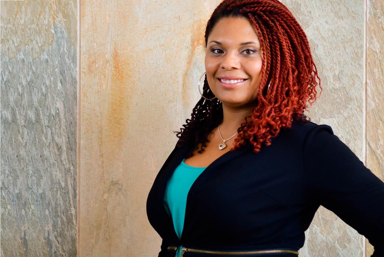 Project Coordinator Michelle Jackson