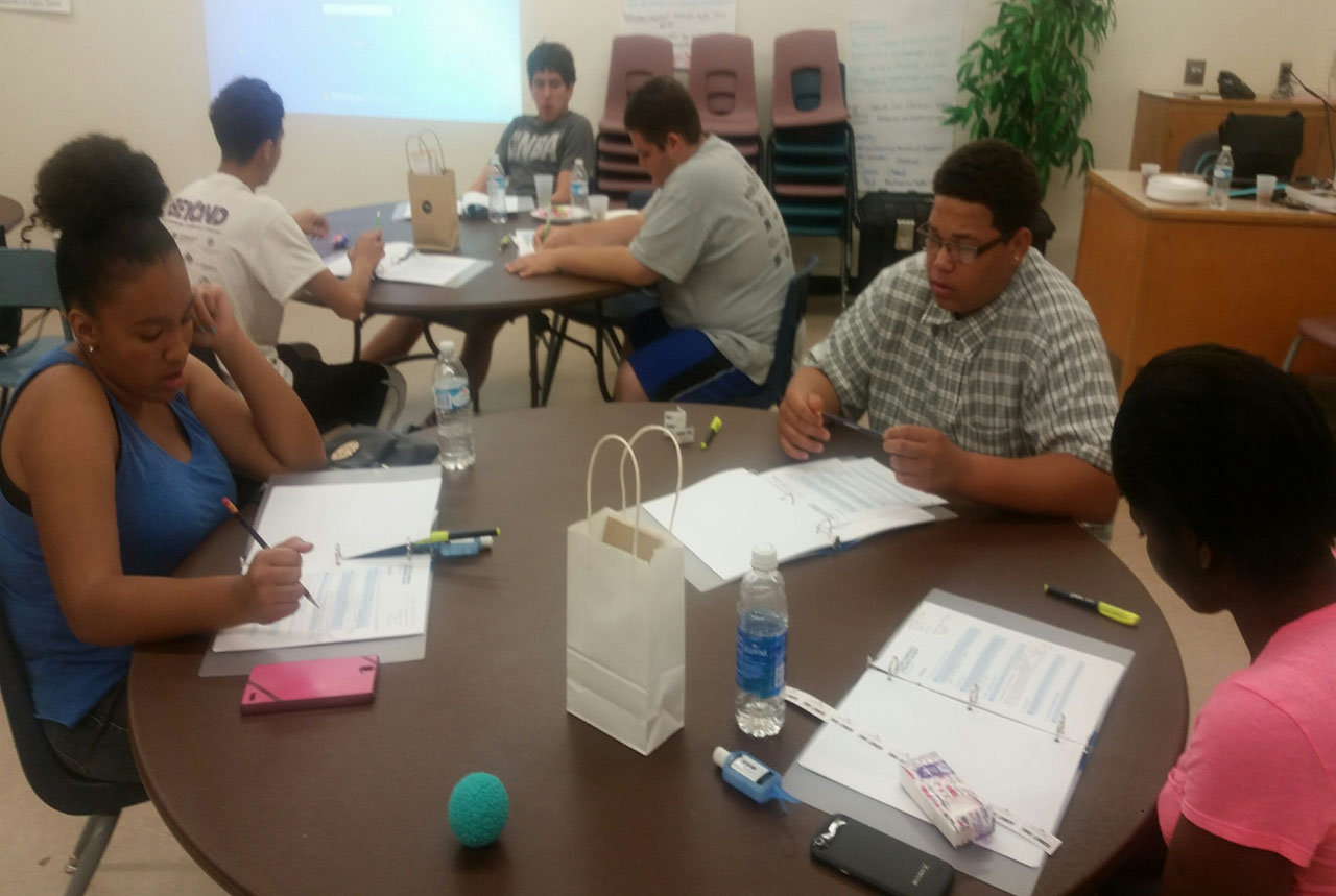 CE Wilson Delivers Workshops To Equip Tucson High School Students With Essential Project Management Skills